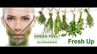 Facials, Green Peel, Waxing, Microdermabrasion and much more