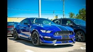 Mustang Shelby GT 350 track pack 2016