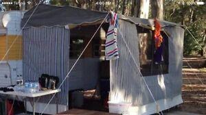 Popup Caravan Annex - as new. 4m long x 2.2m wide x 1.8-2.2m high Mont Albert North Whitehorse Area Preview