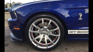 """20"""" Mustang CDC """"Outlaw"""" wheels and tires. As new."""