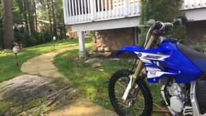 Mint condition 2016 yz125