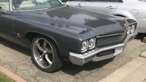 1971 Buick Centurion Convertible (almost ready project)