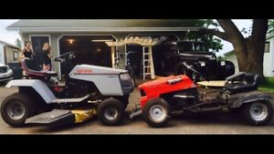 wanted lawnmower tractor father N son project