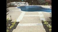 In Ground Pool Installation Services / Custom Pool Contractor