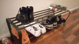 Iron shoes rack Mosman Mosman Area Preview