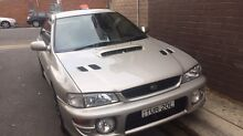 1999 Subaru Wrx,looks and drives good,must aee Wetherill Park Fairfield Area Preview