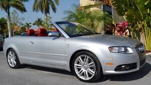 WANTED: 2007, 2008 or 2009 Audi S4 Cabriolet, Convertible