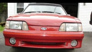 Ford Mustang GT V8 1988 Convertible