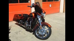 Rare 2012 CVO Street Glide with $12,000 worth of extras