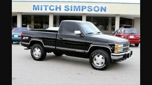 1988 to 1998 Chevy or GMC