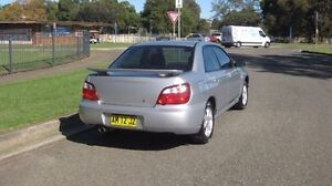 Subaru Impreza GX manual Adamstown Heights Newcastle Area Preview