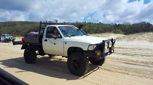 Toyota ln106 turbo hilux Cooroy Noosa Area Preview