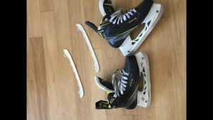 CCM 5092 Tacks Jr boys skates. Size 5