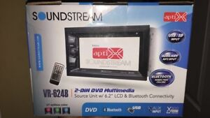 6.2 inch Touchscreen stereo