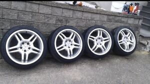 Roues mercedes