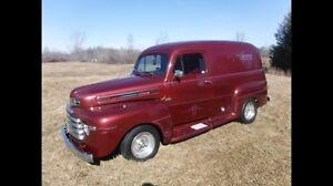 1948 Mercury Panel truck