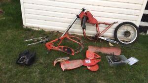 1984 Cr80 parts