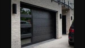 Vente réparations et installation de porte de garage