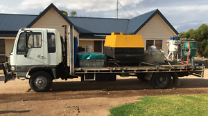 Mobile sandblasting equipment hino truck compressor for sale Yorke Peninsula Preview