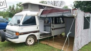 Mazda E2000 camper van Girraween Litchfield Area Preview