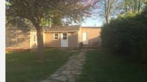 COTTAGE FOR SALE ON OWNED LAND $119.000