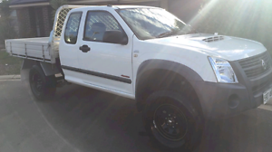 Holden Rodeo 4x4 Space Cab Ute Munno Para West Playford Area Preview