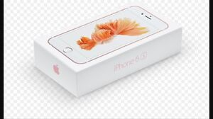 iPhones 6s 32 gb gold with rogers