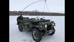 M151A2 military / army Jeep
