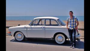 1970 VW type3 Notchback