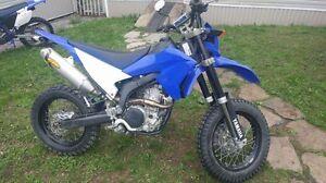 Wr 250x 2008