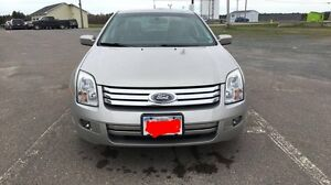 2008 Ford Fusion SEL luxury package