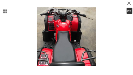 200cc Quad bike Geelong Geelong City Preview