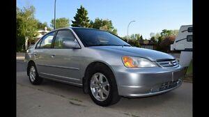 2002 Honda Civic sport