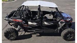 WTB: RZR 900 4 seater