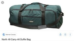 North 49 carry -all duffle bag