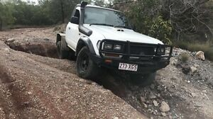 80 series landcruiser ute $ or swaps Redbank Plains Ipswich City Preview
