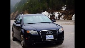 Audi A4 wagon, Quattro, located Canmore