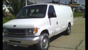 1997 Ford ecoline 250