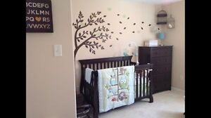 Crib bedding and Much More!!!!! LIKE NEW