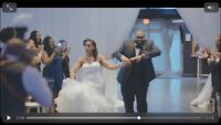 Videographer for engagement and wedding shoot
