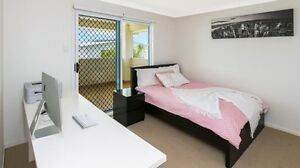 Bed frame with bed side table Eight Mile Plains Brisbane South West Preview