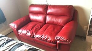 Red Love Seat $200 OBO