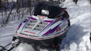 1998 Polaris XC 600 Must See !  Comes with lots of extras