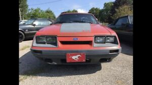 85-86 Gt mustang front clips