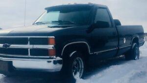 1998 Chevy Sierra 2wd 350 Virtec
