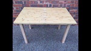 Timber table / desk Berala Auburn Area Preview