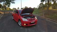 Toyota Corolla Sportivo 2005 Hatchback 6Speed manual Roselands Canterbury Area Preview