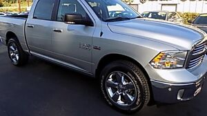 2015 Dodge Ram Big Horn Low Kms 32,000