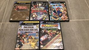 **GAMECUBE GAMES FOR SALE**