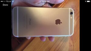 Iphone 6 16GB White/Gold